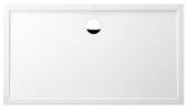 Villeroy & Boch Futurion Flat - Duschwanne rechteckig 1600x900 weiß ohne Antislip