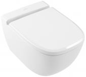 Villeroy & Boch Antheus - Tiefspül-WC spülrandlos 375 x 560 mm DirectFlush weiß alpin CeramicPlus