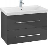 Villeroy & Boch Avento - Waschtischunterschrank 760 x 520 x 447 mm crystal grey