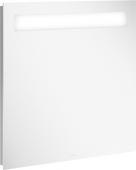 Villeroy & Boch More to See 14 - LED Spiegel 800 x 750 mm aluminium eloxiert / verspiegelt
