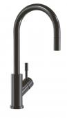 Villeroy & Boch Umbrella Flex - Einhand-Spültischbatterie anthracite