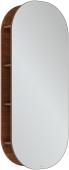 Villeroy & Boch Antheus - Spiegelregal 600 x 1400 x 178 mm black ash