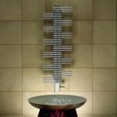 Zehnder Yucca - Design-Heizkörper YS-180-080 RAL 9016 weiß