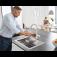 Grohe Blue Home - Starter Kit Bluetooth/WIFI C-Auslauf chrom environment 11
