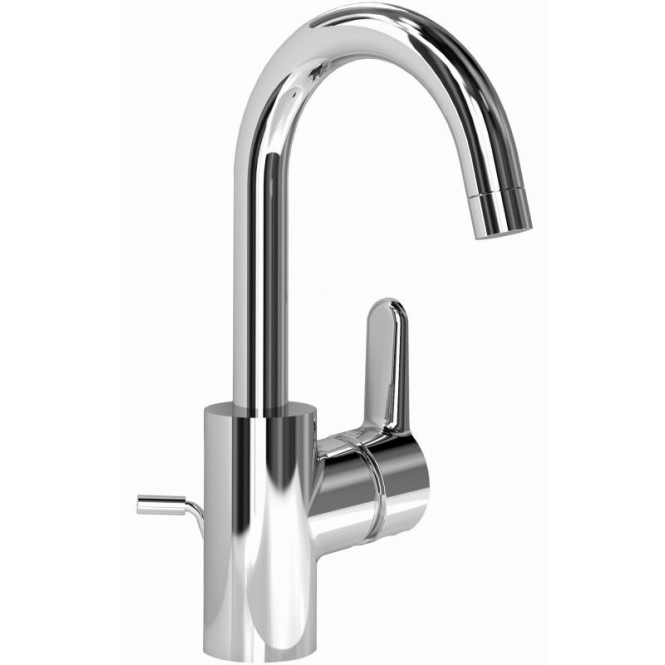 Ideal Standard CONNECT BLUE - Single Lever Basin Mixer L-Size with pop-up waste set chrome