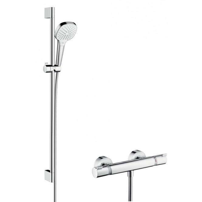 Hansgrohe - Croma Select E Vario Combi Set 0,90 m