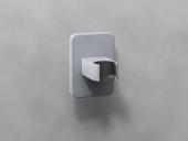 Dornbracht LULU - Shower holder matt platinum