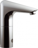 Ideal Standard CeraPlus Elektroarmaturen - Single Lever Basin Mixer with tap hole without waste set chrome