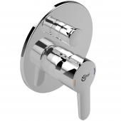 Ideal Standard CeraPlus 2 - Badearmatur 163 mm chrom