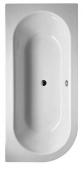 BETTE Starlet V Silhouette - Rectangular bathtub 1750 x 800mm white