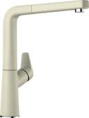 Blanco Avona-S - Küchenarmatur Silgranit-Look Hochdruck jasmin