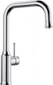 Blanco Livia-S - Küchenarmatur metallische Oberfläche Hochdruck chrom