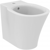 Ideal Standard Connect Air - Standbidet 1 Hahnloch 360 x 550 x 400 mm weiß mit IdealPlus