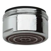 Grohe - Mousseur Durchfluss 15 l/min chrom chrom