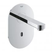 Grohe Euroeco CE - Infrarot-Elektronik für Waschtisch-Wandarmatur ohne Mischung