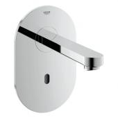 Grohe Euroeco CE - WT-Wand-IR-Elekt. 36410 ohne Mischung Trafo Bluetooth-Modul chrom