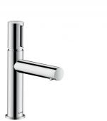 Hansgrohe Axor Uno Select - Waschtischmischer 110 ohne Ablaufgarnitur brushed nickel