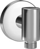 HANSA Universal - Wall Elbow chrome