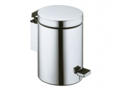 Keuco Plan - Sanitary waste bin chrome-plated