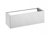 Keuco Royal Reflex - Waschtischunterschrank Frontauszug weiß / weiß