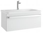 Ideal Standard Tonic II - Waschtischunterschrank 1 Auszug 800 x 440 x 350 mm hochglanz weiß lackiert1