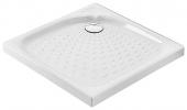 Villeroy & Boch O.novo - Shower tray square 800x800 white with VilboGrip