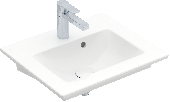 Villeroy & Boch Venticello - Handwaschbecken weiß alpin