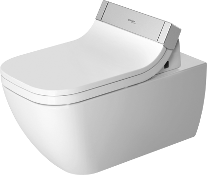 duravit happy d 2 wand tiefsp l wc f r sensowash620 x 365 mm rimless wei. Black Bedroom Furniture Sets. Home Design Ideas