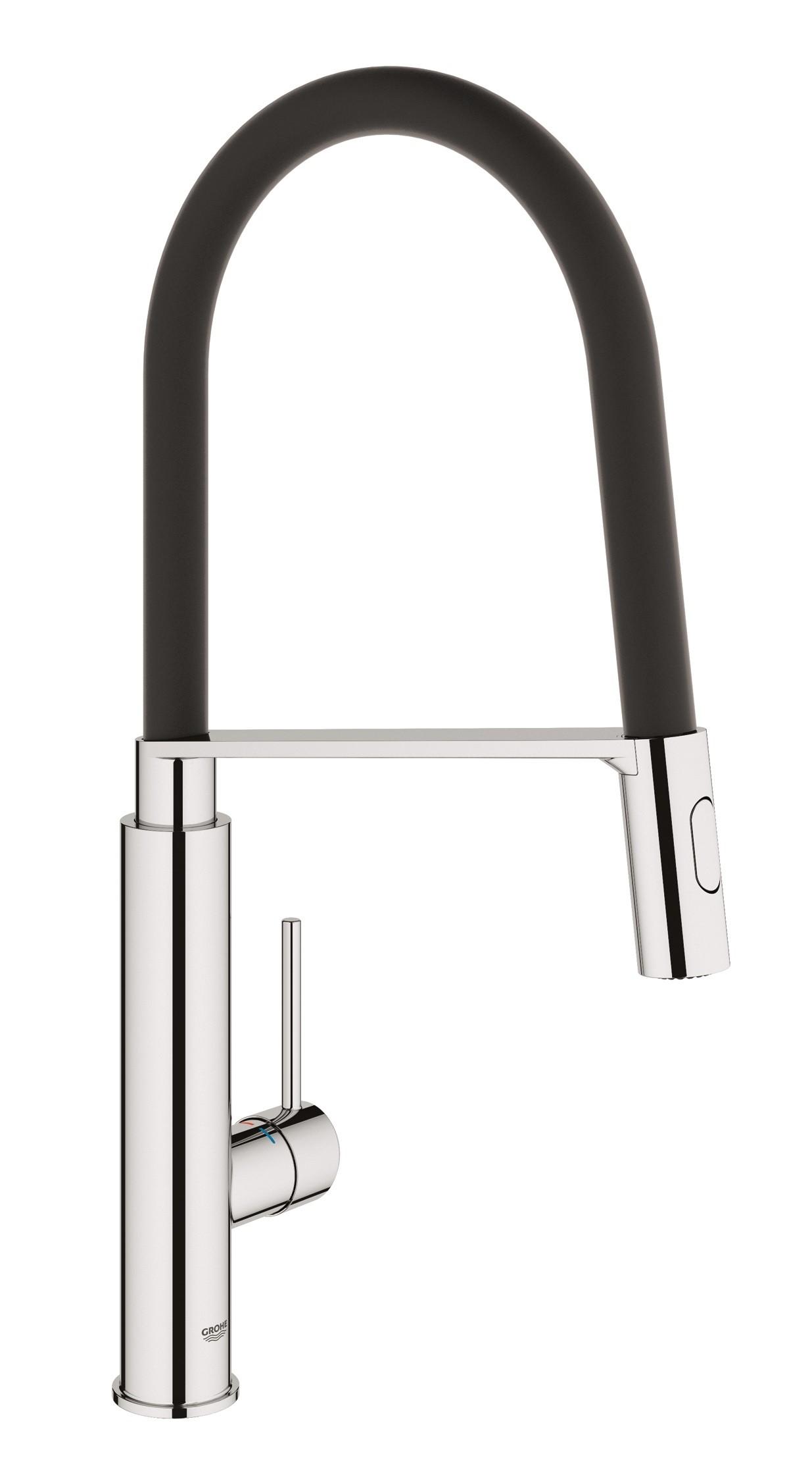 Hervorragend GROHE Concetto Einhebel-Küchenarmatur XL-Size mit ausziehbarer MO02
