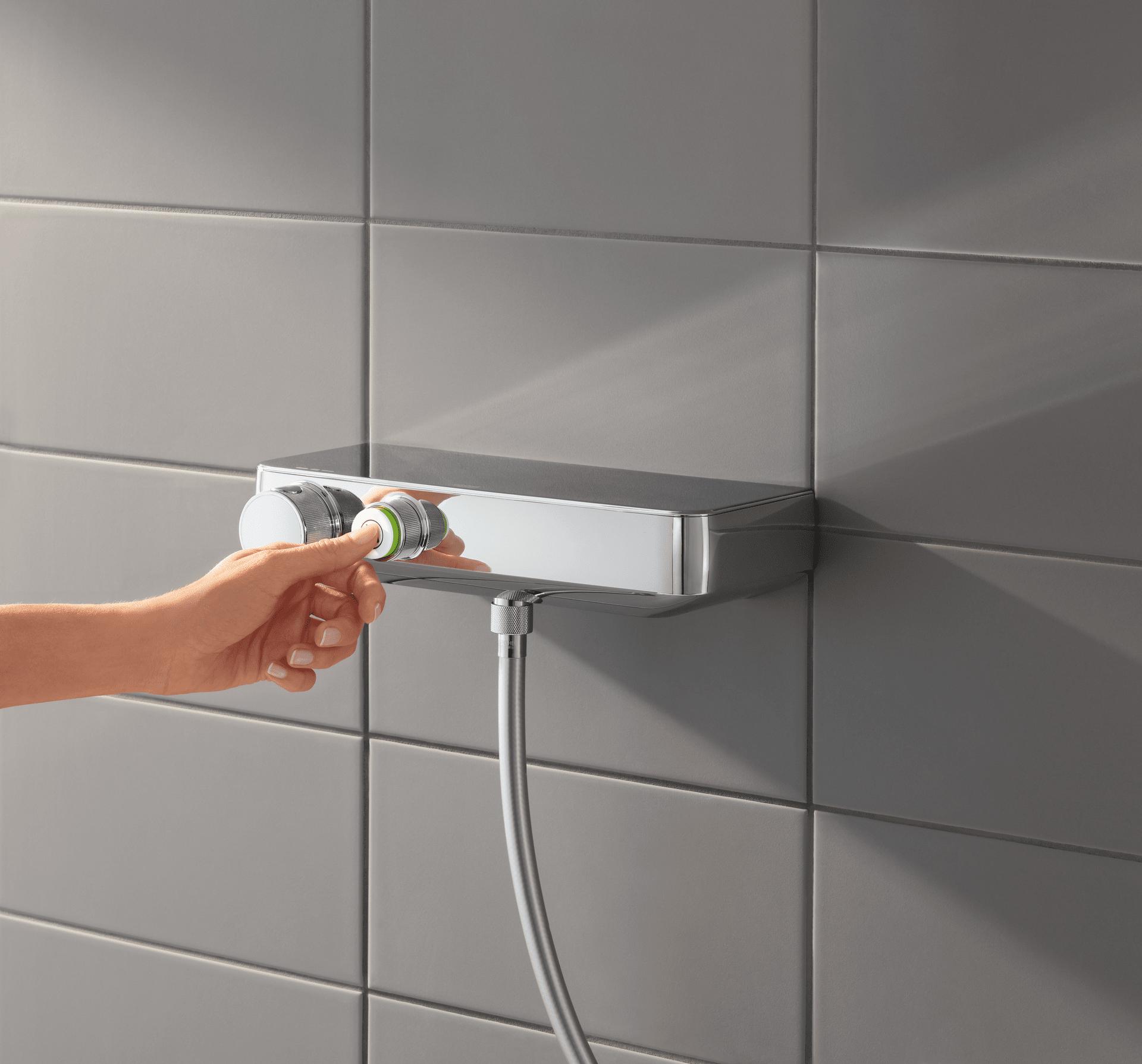 Grohe Grohtherm Smartcontrol Aufputz Duschthermostat Fur 1