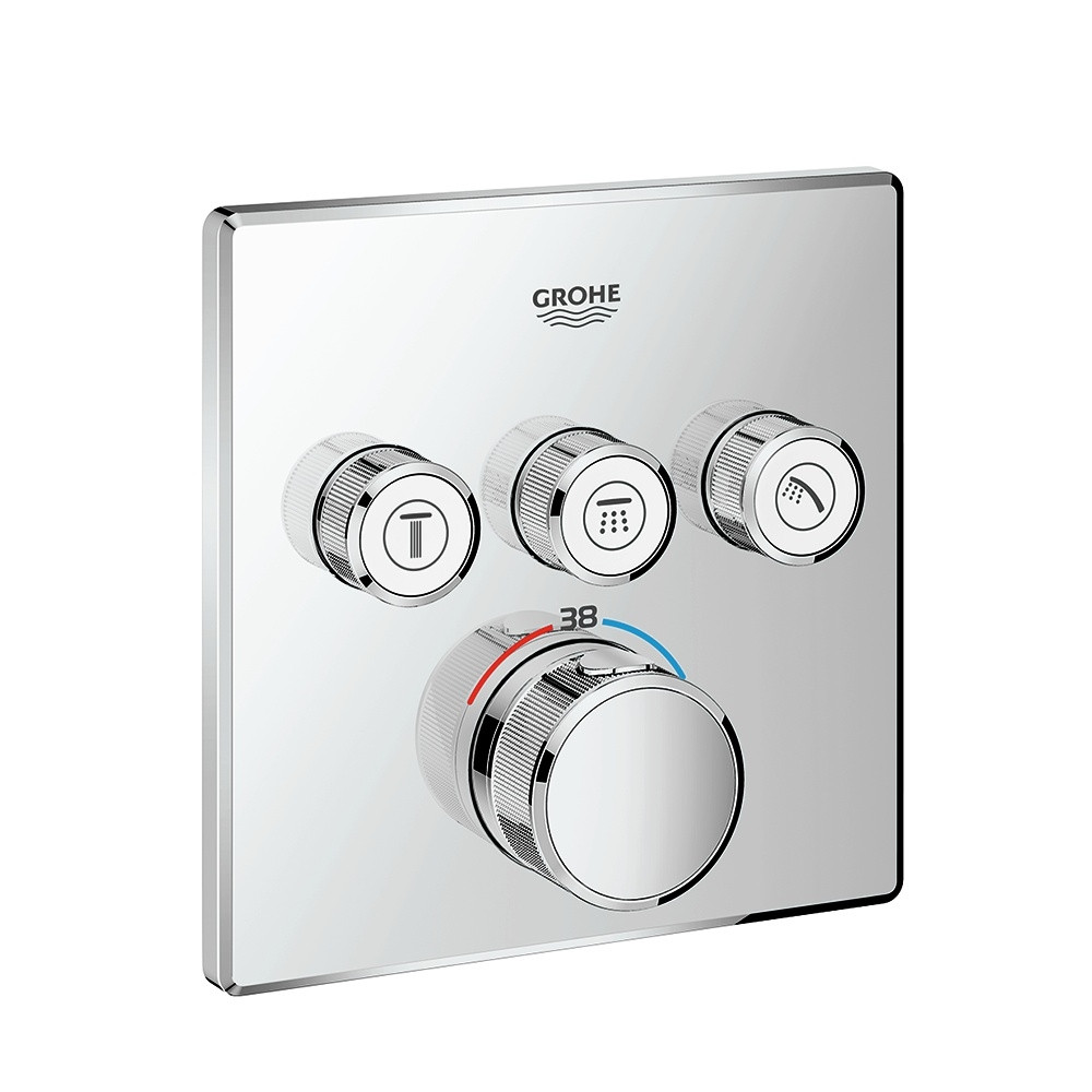 GROHE Grohtherm SmartControl - Armatur