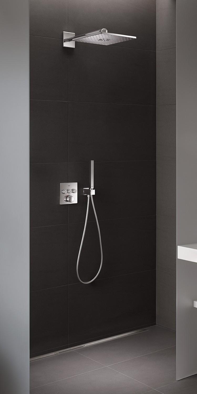 grohe smartcontrol duschsystem rainshower 310 smart active mit mischer xtwostore. Black Bedroom Furniture Sets. Home Design Ideas