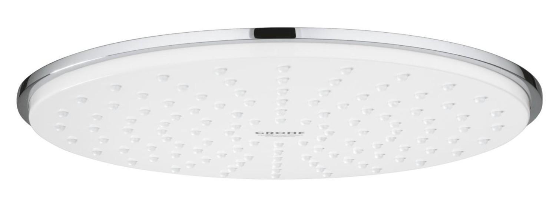 grohe rainshower cosmopolitan 210 kopfbrause moon white. Black Bedroom Furniture Sets. Home Design Ideas