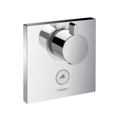 hansgrohe select unterputz thermostat highflow f r 1 verbraucher xtwostore. Black Bedroom Furniture Sets. Home Design Ideas