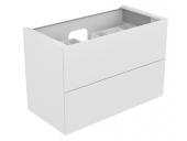 Keuco Edition 11 - Waschtischunterbau 1050 weiß