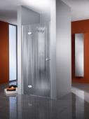 HSK Premium Classic - Drehtür Nische 41 chromoptik 800 x 2000 mm 100 Glasmattierung