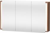 Duravit Ketho - Spiegelschrank 1200 x 750 x 180 mm mit 3 Spiegeltüren & 4 Glasfachböden verspiegelt