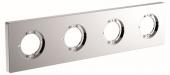 Ideal Standard Archimodule - 4er Rosette 83 x 332mm