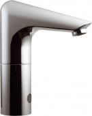 Ideal Standard CeraPlus Elektroarmaturen - Elektronische Waschtischarmatur ohne Mischung (Batteriebetrieb 6 V)