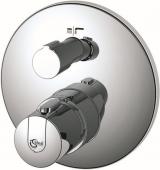 Ideal Standard CeraTherm 100 Neu - Unterputz-Wannenthermostat mit Umsteller chrom