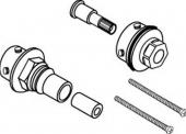 Ideal Standard Unterputz-Bausätze 1 - Verlängerung für (Einzel-/)Zentralthermostat UP Bausatz 2 (22 mm)
