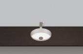 Alape EB.KE325 - Einbaubecken 325 mm weiß
