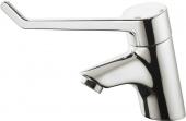 Ideal Standard CeraPlus Sicherheitsarmaturen - Einhebel-Waschtischarmatur XS-Size ohne Ablaufgarnitur chrom