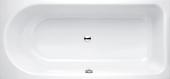 Bette Ocean - Rechteck-Badewanne 1500 x 700 mm