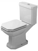 Duravit 1930 - Stand-Tiefspül-WC Kombi 665 mm