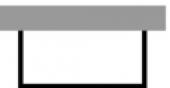 Duravit DuraStyle - Wannenverkleidung 1580x690mm Vorwand für 700292/293 weiß acryl