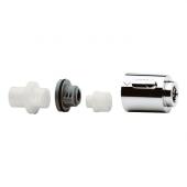 Grohe Atrio - Absperrgriff 47311 für Thermostat Brausebatterie chrom