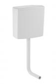 Geberit - Aufputz-Spülkasten AP140 mit Spül- / Stopp-Spülung weiß