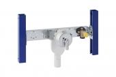 Geberit Duofix - Traverse für Waschmaschine Aufputzarmatur mit Unterputz-Sifon