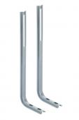 Geberit Kombifix - Fußstützen 1 Paar für Wand-WC oder Bidet